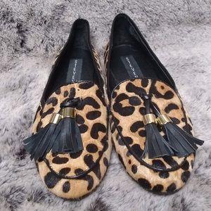 Steven Madden Zunni Leopard Flats